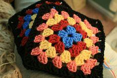 Lafayette's Afghan pattern by Beth Elliott