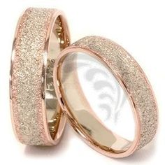 10k Gold His and Hers Men Womens Matching by CouplesWeddingRings, $466.00