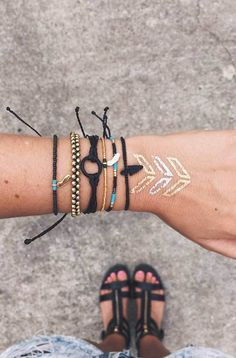 Golden Nights | Pura Vida Bracelets