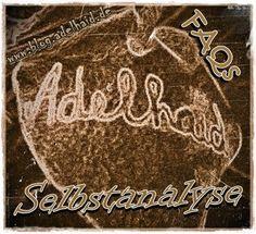 Selbstanalyse - die FAQs: Sigismund Schlomo Freud würde mir danken. http://www.blog.adelhaid.de/2014/08/selbstanalyse-die-faqs.html