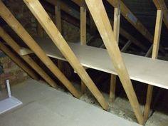 Loft Storage Shelves - Listitdallas on Home Shelves Ideas 5863