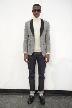 David Hart Menswear Fall Winter 2016 New York