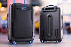 BlueSmart : la valise connectée