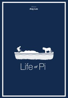 Minimal#poster#movie#design#life#Pi