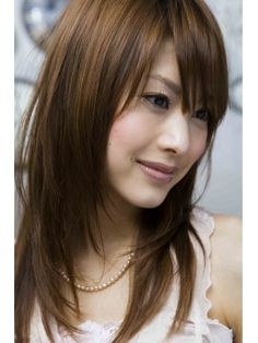 LAUREN 【ローレン】LAUREN☆シャイニーシャギーストレート♪tel0112328045