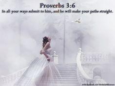 Daily Bible Verses: Proverbs 3:6
