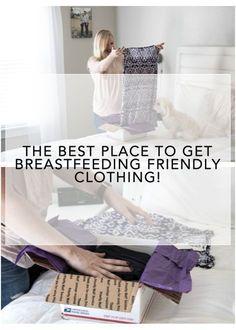 Nursing Friendly Clothing | breastfeeding | Breastfeeding clothing | nursing clothes | pregnancy