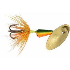 Worden's Super Rooster Tail, 1/8 oz, Firetiger