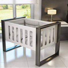 Baby Basinets, Baby Crib Diy, Baby Doll Bed, Baby Bedroom, Baby Room Decor, Colecho Ideas, Baby Furniture, Furniture Design, Unique Baby Cribs