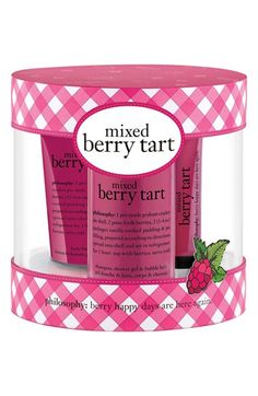 philosophy 'mixed berry tart' kit (Limited Edition) | Nordstrom
