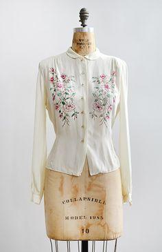 Tops : Vintage & Vintage Inspired Clothing, Adored Vintage, Portland Oregon