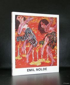 Seebull, Kunsthalle Koln # EMIL NOLDE # 1973, nm