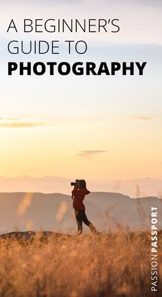 Want to move beyond taking point-and-shoot snaps? Trying to figure out how to recreate some of your favorite photos? Pick up your camera because in this series, we're introducing you to some essential elements of photography! Photography Essentials, Photography Basics, Nature Photography, Beginners Guide To Photography, Travel Photos, Travel Tips, Essential Elements, Natural Phenomena, Travel Photographer