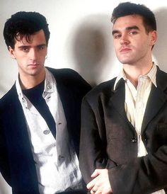 Johnny Marr & Morrissey