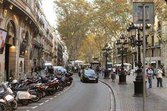Barcelona Raval District