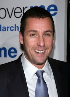 Adam Richard Sandler is an American actor, comedian, screenwriter, and film producer. # BORN : September 9, 1966 # PLACE : Brooklyn New York United States  # HEIGHT : 1.77m # SPOUSE : Jackie Sandler # CHILDREN : Sunny Madeline and Sadie Madison Sandler #The Wedding Singer #Jack and Jill #Reign Over Me #Happy Gilmore #Just Go With It #Big Daddy # You Don`t Mess With The Zohan # 50 First Date # The Water Boy # The Longest Yard # Mr. Deeds # Anger Management # Little Nicky # Spanglish # Click #…