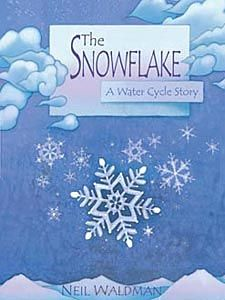 The Snowflake : A Water Cycle Story: Neil Waldman What Is Water Cycle, Water Cycle For Kids, Science Classroom, Teaching Science, Science Activities, Science Ideas, Science Experiments, Teaching Ideas, Classroom Ideas