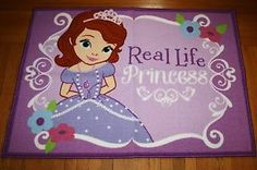 Disney Sofia The First Real Life Princess Accent Rug 31 5 in x 44 In | eBay