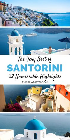 Looking for things to do in Santorini? This comprehensive guide suggest what to do in Santorini, where to stay and what to see Santorini Travel, Santorini Greece, Greece Travel, Greece Trip, Crete Greece, Athens Greece, Honeymoon Vacations, Vacations To Go, Vacation Destinations