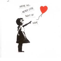 Bansky art love love this is my favourite by banksy would love this as a tattoo
