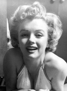 Marilyn Monroe by Philippe Halsman, 1952.