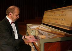 MUSICIAN milestones: RIP...harpsichordist and conductor, Ludger Rémy. H...
