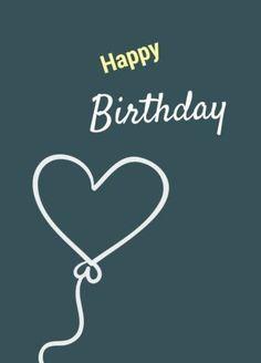 Birthday Wishes For Him, Happy Birthday Wallpaper, Birthday Presents For Mom, Happy Birthday Messages, Happy Birthday Images, Birthday Fun, Birthday Greetings, Birthday Recipes, Birthday Parties