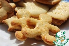 Рецепт: Сладкий кукурузный крекер без глютена