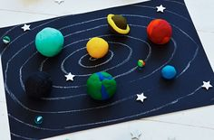 Fuel your children's inner scientist with these out of this world ideas.