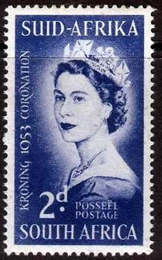 South Africa 1953 Queen Elizabeth Coronation Fine Used SG 143 Scott 192 Condition Fine UsedOnly one post charge applied on multipule purchases Old Stamps, Rare Stamps, Vintage Stamps, Union Of South Africa, African History, Tampons, Queen Elizabeth Ii, Stamp Collecting, Celebrity Babies