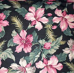 Sham Rose Hibiscus Pillow Covers Set (Patch 5.) $50