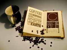 Image result for coffee book labels