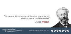Julio Verne. Sobre la ciencia.