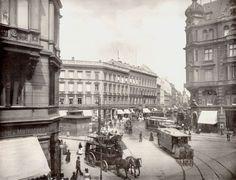 Der Hackescher Markt und Rosenthaler Straße.. 1871