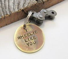 Valentine Gift for Biker Boyfriend Gift Valentines Day Gift for Girlfriend Valentine Keychain Moto Life Gift for Fiance Cycling Key Chains