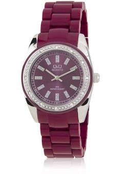GQ13J222Y-A Purple/Purple Analog Watch Price: Rs 1373