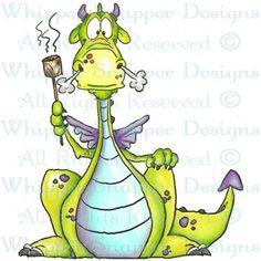 Puff, the magic dragon Fantasy Dragon, Dragon Art, Fantasy Art, Cartoon Dragon, Cartoon Art, Animal Drawings, Art Drawings, Dragon Pictures, Cute Dragons