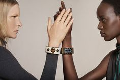 6 Wearable Tech Pieces That Are Pretty + Practical. (See more at http://blog.hgtv.com/design/2015/06/09/6-wearable-tech-pieces-that-pack-a-fashion-punch/?soc=Pinterest)