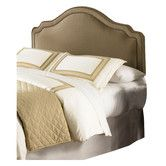 Found it at Wayfair - Versailles Upholstered Headboard in Brown Sugar