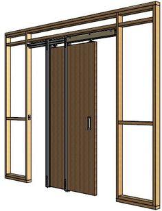 Pocket Interior Doors