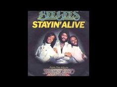 Bee Gees - Staying Alive (Audio) Saturday Night Fever OST 1977