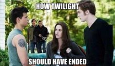 How Twilight