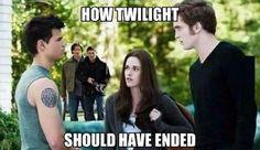 How Twilight