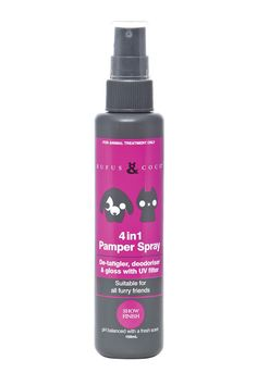 Rufus and Coco 4 in 1 Pamper Spray >>> Be sure to check out this awesome product.
