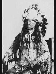 Chief Kack-Kack of the Prairie Band Potawatomi, c. 1925