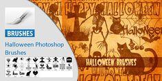 #Halloween Photoshop Brushes Free Brushes, Photoshop Brushes, Ps, Illustrator, Halloween, Illustrators, Photo Manipulation, Spooky Halloween