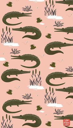 #Crocodile #Print #Kidsdinge