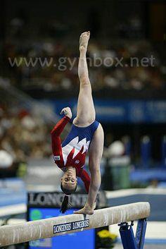 #Gymnastics #ChellsieMemmel