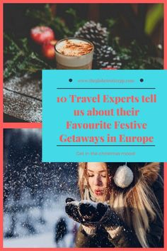 10 Travel Experts tell you all about their favourite places to travel to for a festive getaway around the christmas period. From mulled wine to christmas markets to snowy mountains - get excited for christmas!
