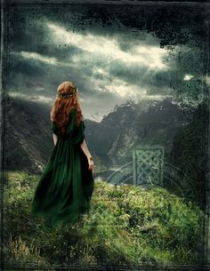 The Countess Cathleen by ~LLJohnson Digital Art / Photomanipulation / Fantasy ___________________________ Rynnaia in Veetri